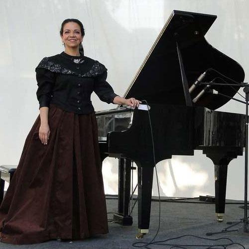 Maria Teresa Madeira, pianista