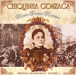 Chiquinha Gonzaga 1999 mestres brasileiros